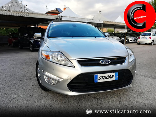 FORD Mondeo 2.0 TDCi Powershift AUTOMATICA