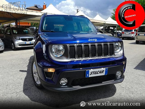 JEEP Renegade 1.6 Mjt DDCT Limited AUTOMATICO