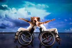 Dancers performing in Fairy Tales by Step Change Studios. Image by Stephen Wright.