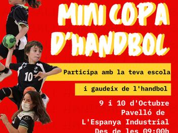 Mini Copa d'Handbol