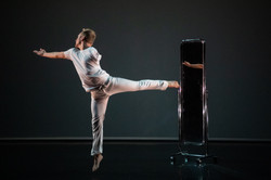 Dancer performing in Fairy Tales by Step Change Studios. Image by Stephen Wright.