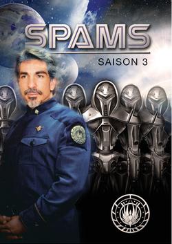 Spams Steve Battlestar Galactica