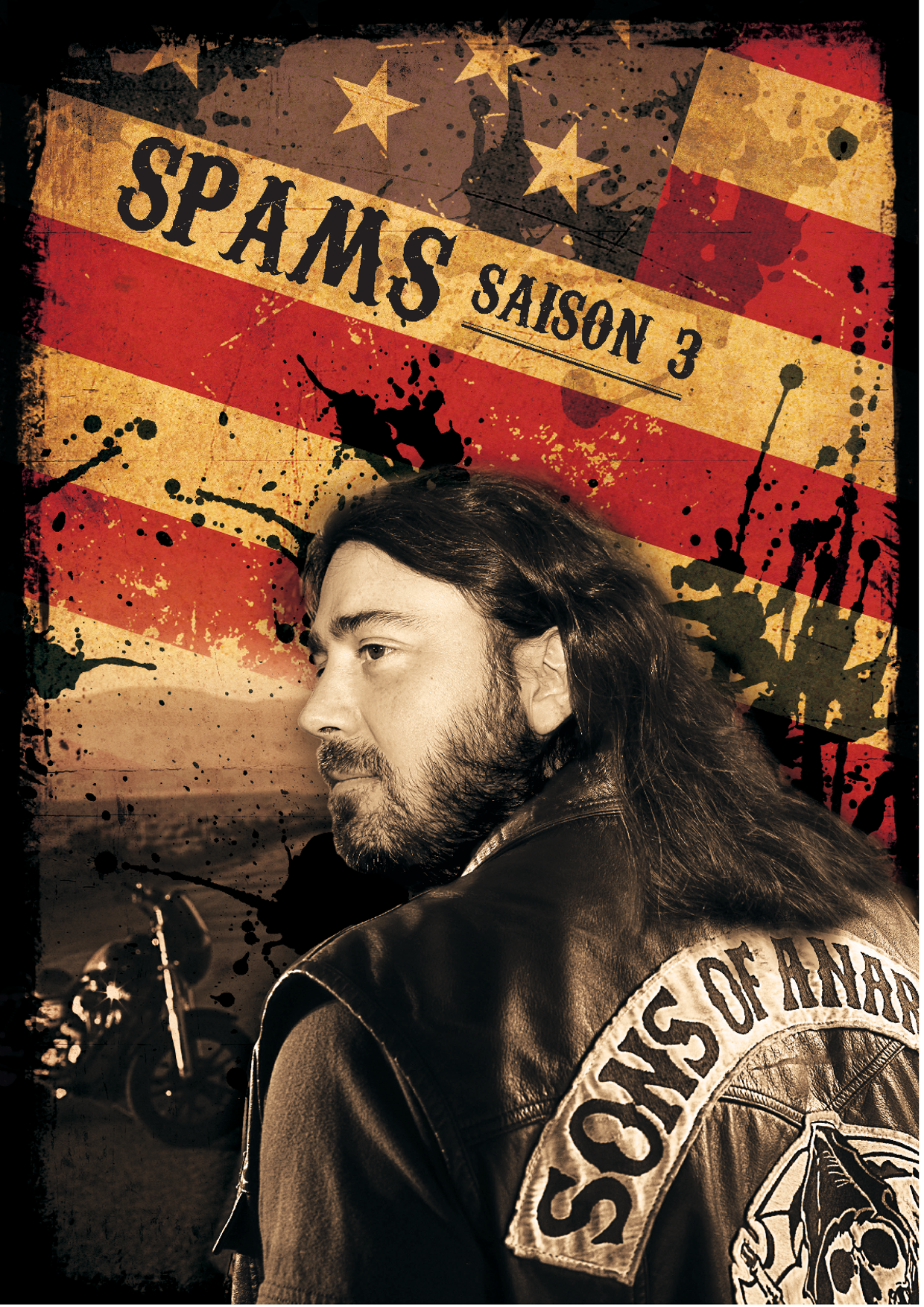 Spams Tof sons of anarchy