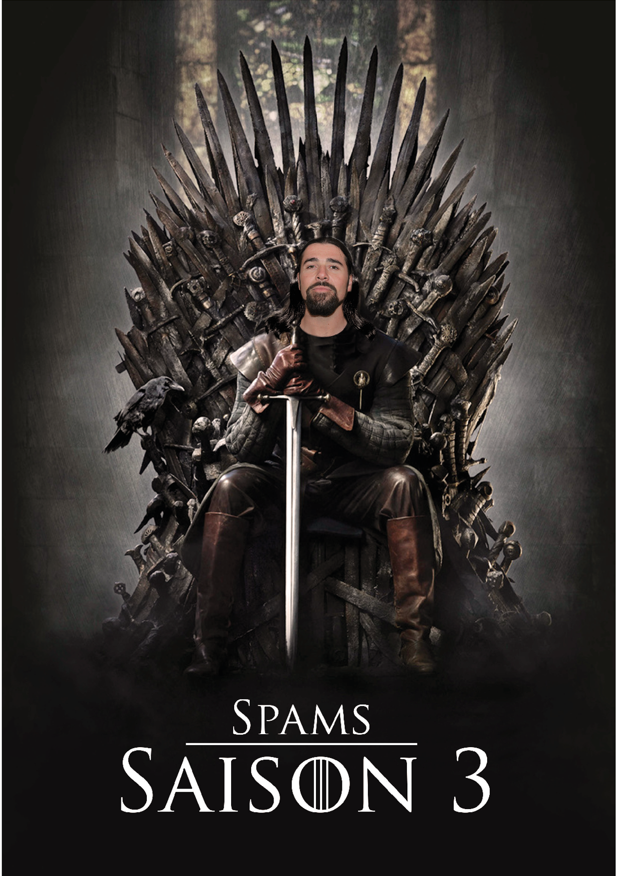 Spams Loïc Game of Thrones