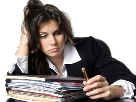 Sintomas e Tratamento do Stress