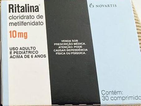 Tratamento e efeitos colaterais: Ritalina, Ritalina LA, Concerta