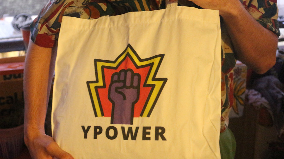 YPower Travelling Tote Bag
