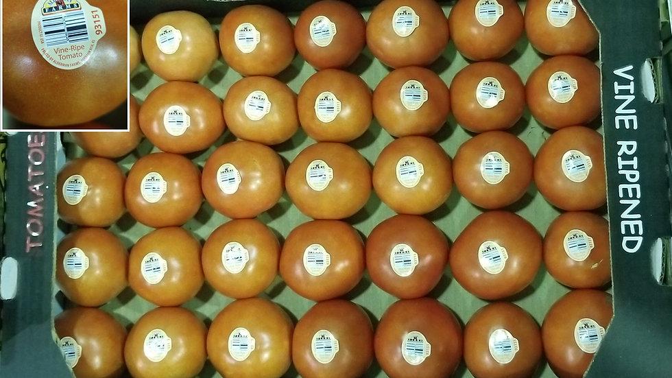 Organic Vine Ripe Tomato 10lb
