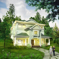 house care rendering