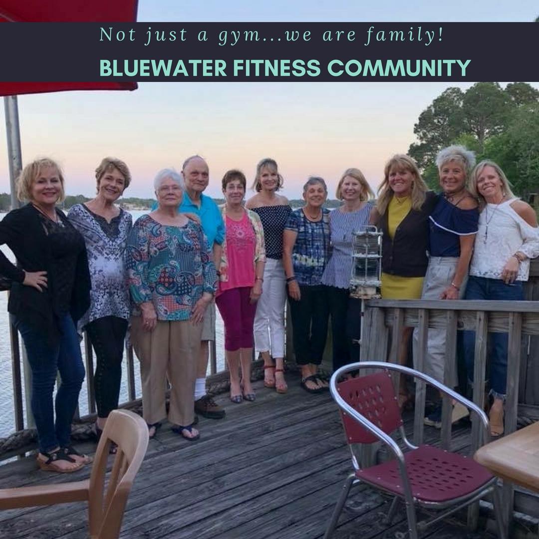 Bluewater fitness community