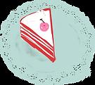 Une part de gâteau