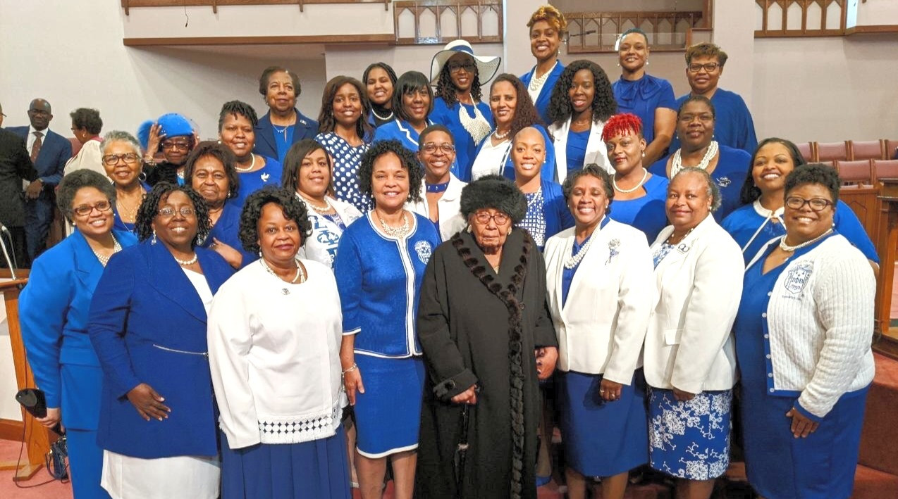 12 January 2020 First Baptist Church Hampton, VA