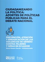 Política pública local para la prevención, atención de víctimas y sobrevivientes de violencias 2017