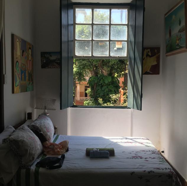 Lovely room in Creusa's house