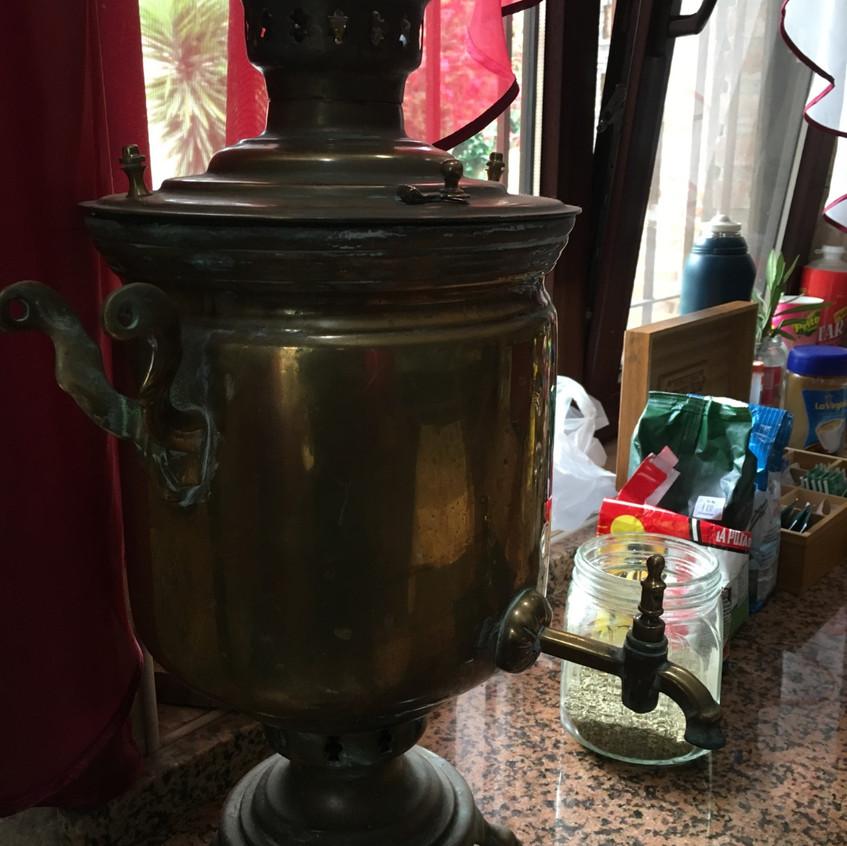 Tea (Mate) pot