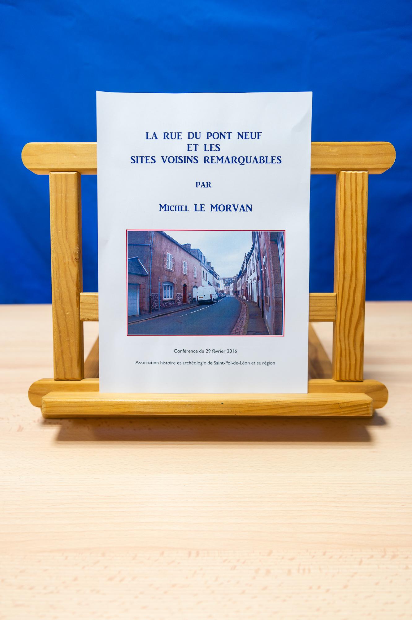 La Rue du Pont Neuf
