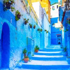 Chefchaouen - Città azzurra