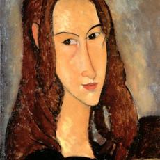 Amedeo Modigliani   Jeanne Hébuterne