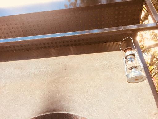 Lysthus i stål og glass. Samarbeid med Watt To Do AS
