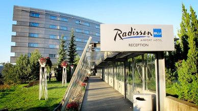 Radisson-Blu-Gardermoen, Oppdragsgiver, Hipas Design AS