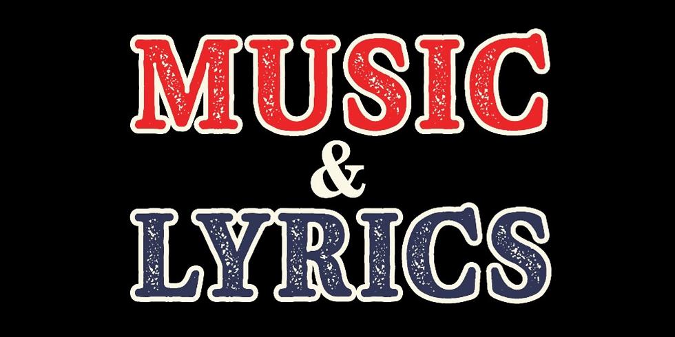 Music & Lyrics Dinner Show