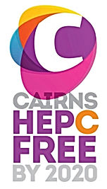 Cairns Hep C Free logo