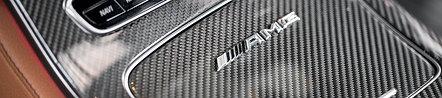 W213, C238 Full Carbon Fiber Interior Trim