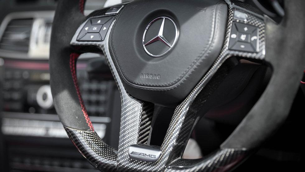 Full Laminated Steering Wheel And Trim