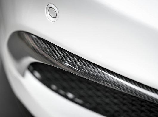C207 Carbon Fiber Front Air Intake