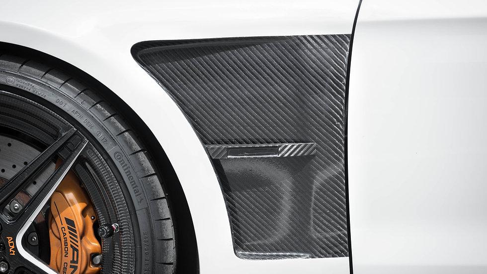Carbon Fiber Side Fender