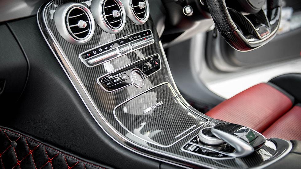 W205/ C205/ A205 Full Carbon Fiber Interior Trim