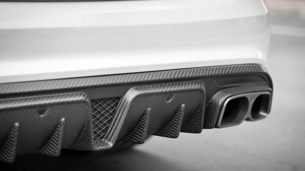 Hypercar Carbon Fiber Rear Diffuser C207/ A207