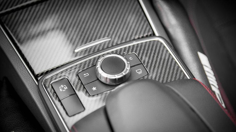 C207/ A207 Facelift Full Carbon Fiber Interior Trim