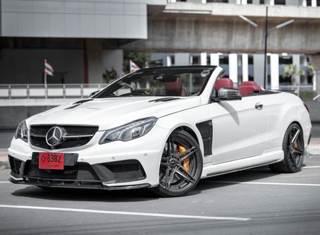 ทำเนียบ Hall Of Fame l รถเจ้าสำนัก Mercedes-Benz E-Class Cabriolet' (A207)