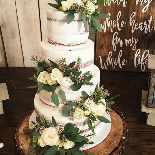 This four tiered stunner just made it to