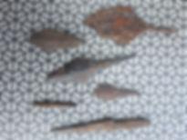 Найдено на раскопках на Банном Скифского