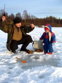 Зимн. рыбалка