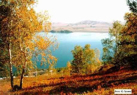 Банное осень