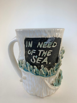 In need of the sea