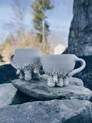 Drip Scale Mugs