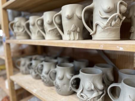 North Cove Clay X Pipe Dream Pottery Collaboration