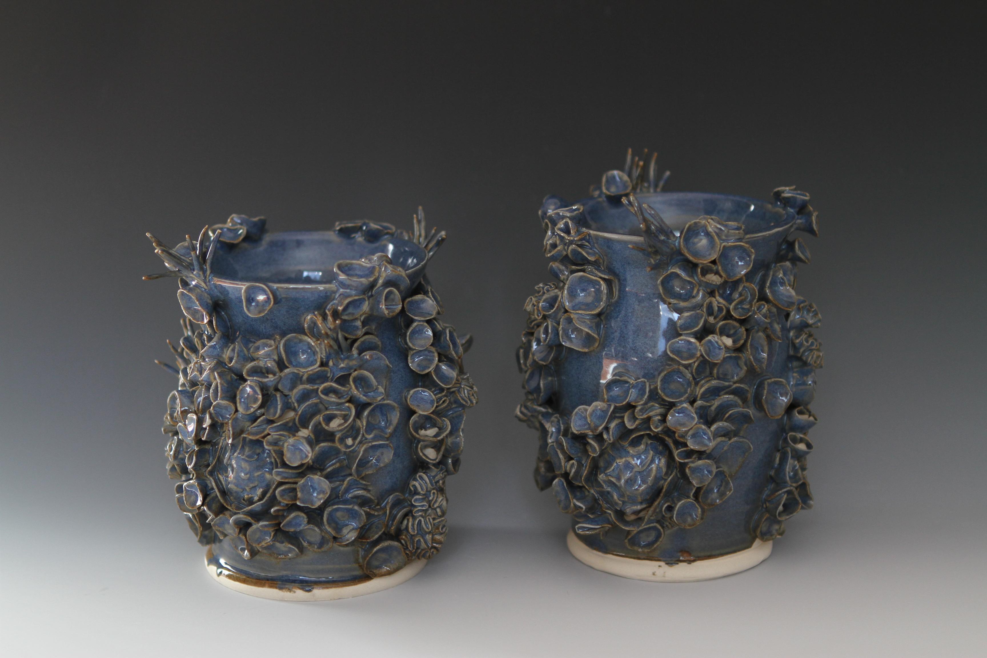 Feeling Blue Vase