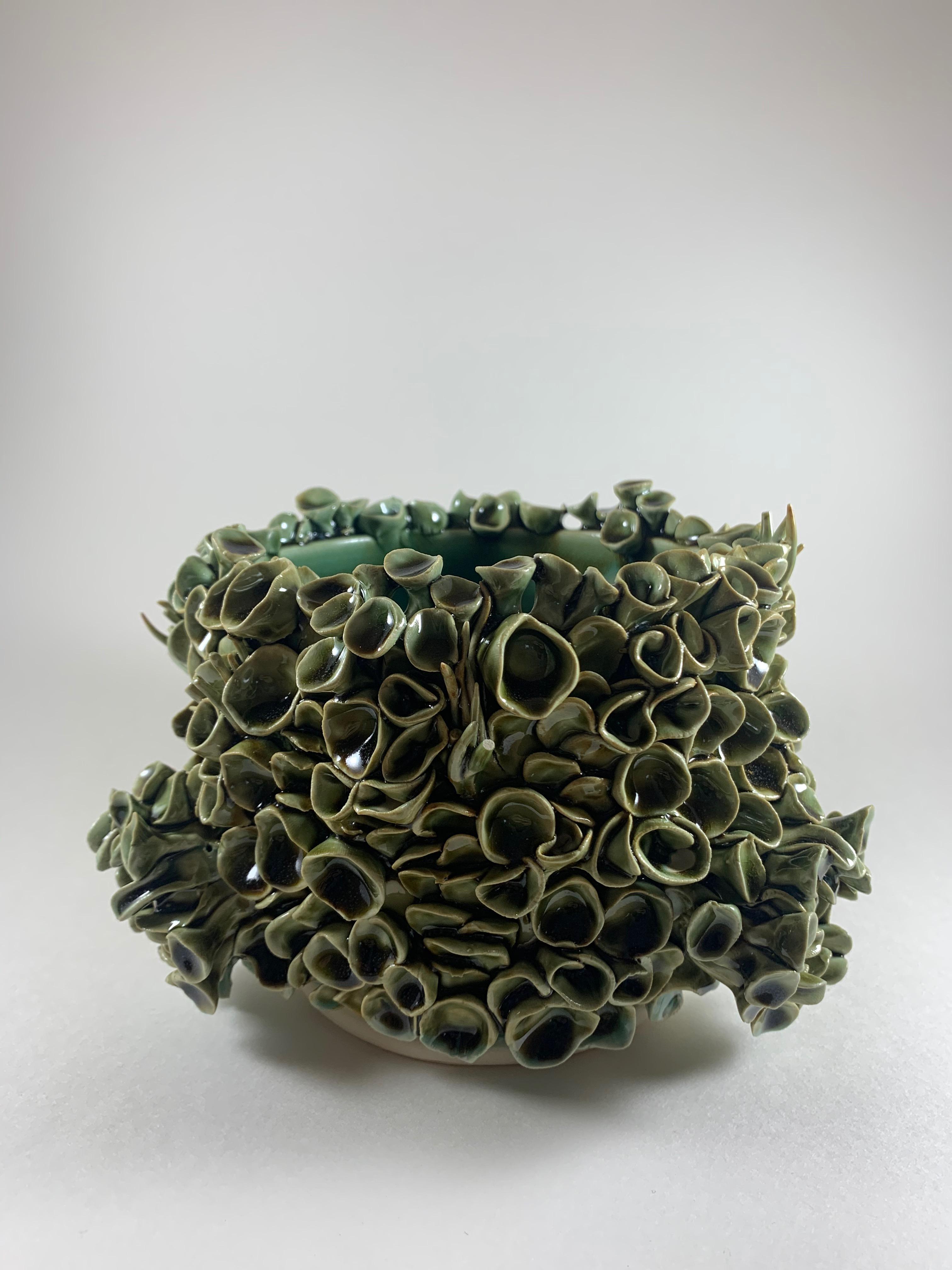 Green Thumb Vase
