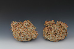 Ceramic Rock Decor