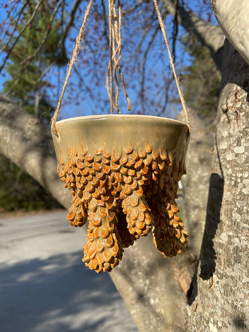 Dripping Down Hanging Planter