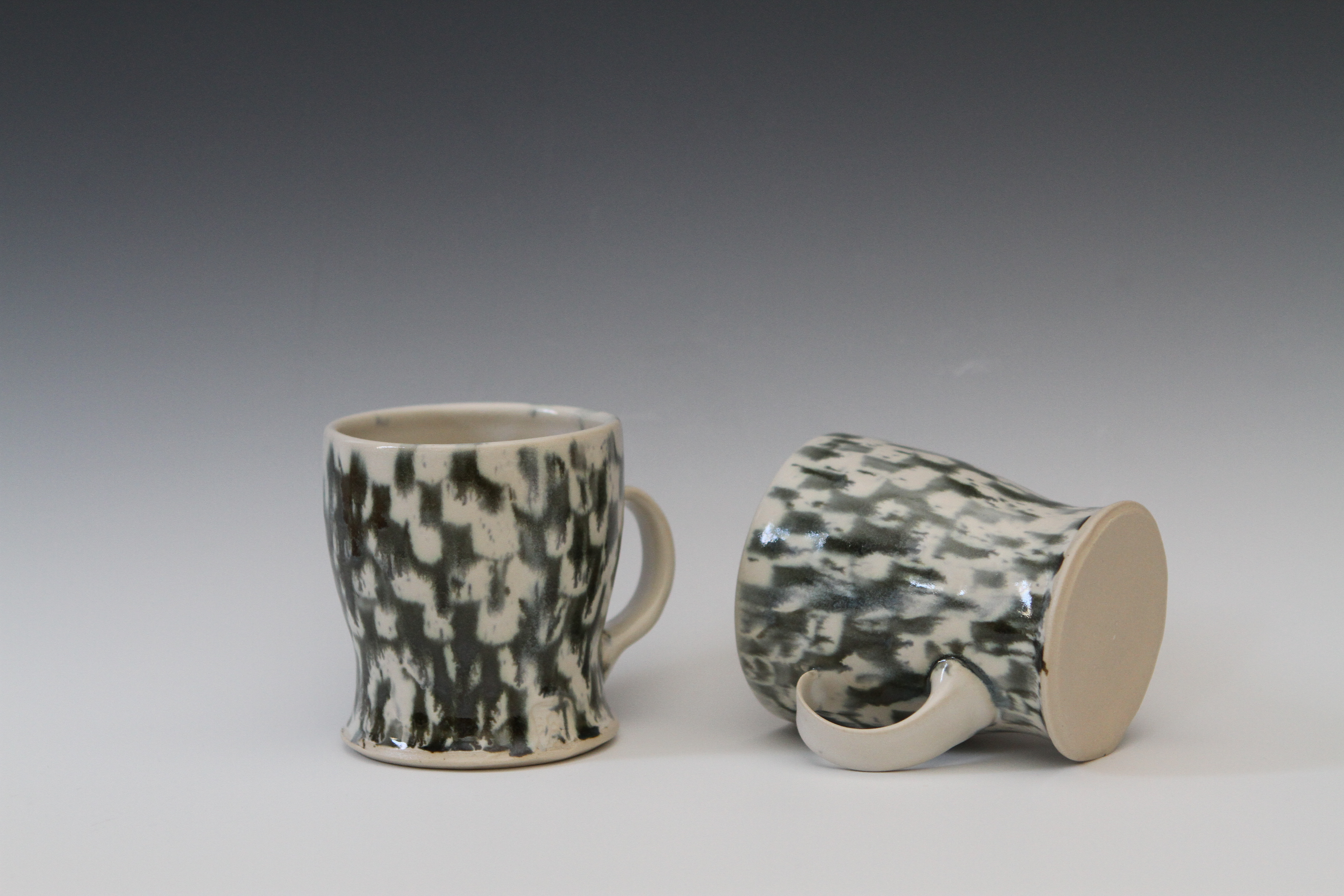 Checked Out Short Mugs