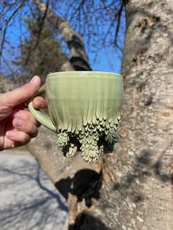 Drip Scale Mug