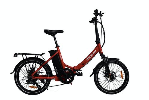 E-mono's Lightweight STEP-THRU Folding Bike