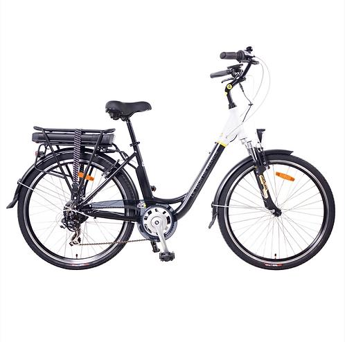 NCM Le Tour De France Trekking Bike, E-Bike, E-Treking, 250W, 36V 9Ah 324W [Blac