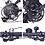 Thumbnail: NCM Moscow Plus Electric Mountain Bike,E-Bike, 250W, E-MTB, 48V 16Ah 768Wh Batte